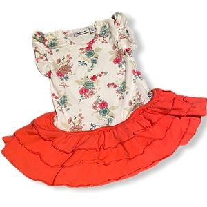 🎈Mexx- light & frilly BABY summer dress (3-6m)